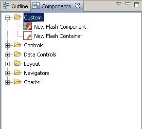 New Flash Custom Components